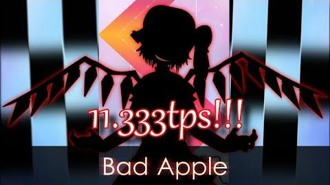 BAD APPLE IN PIANO TILES 2! - HARDEST DOUBLE TILES SONG EVER!!!