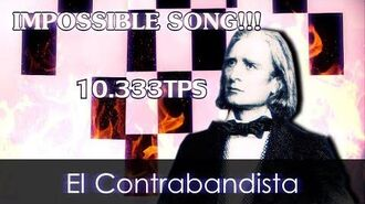 "HARDEST + LONGEST + FASTEST SONG - Rondo Fantastique ""El Contrabandista"" in Piano Tiles 2!!!"