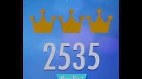 Piano Tiles 2 Beyer No 8 (Ferdinand Beyer) High Score 2535 Piano Tiles 2 Song 6