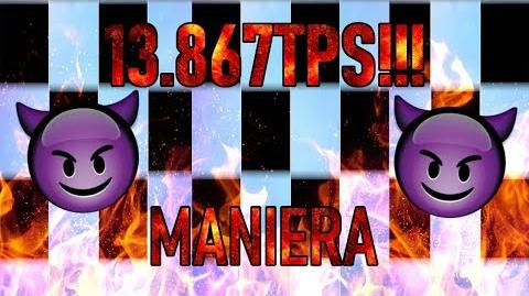 I BET 10000$ YOU WON'T GET 3 STARS! - Piano Tiles 2 - MANIERA (13.867TPS TRICKEST DOUBLE TILES)