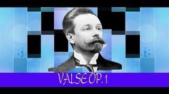 Scriabin - Valse Op.1 in Piano Tiles 2