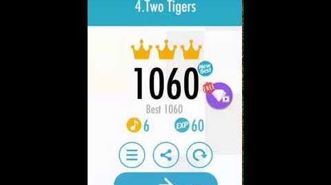 004 Two Tigers (2 Nag Taube)