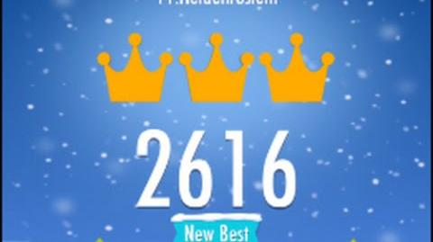 Piano Tiles 2 Heidenroslein (Schubert) World Record High Score 2616 Piano Tiles 2 Song 11