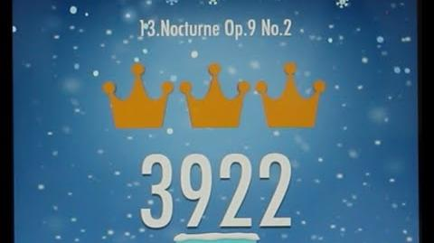 Piano Tiles 2 Nocturne Op 9 No 2 Chopin High Score 3922 Piano Tiles 2 Song 13
