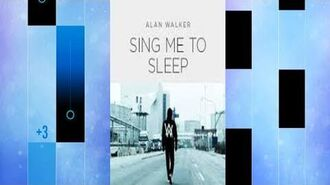 SOUTHEY'S 1 YEAR TRIBUTE SPECIAL - SING ME TO SLEEP - ALAN WALKER