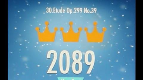 Piano Tiles 2 Etude Op 299 No 39 Czerny High Score 2089 Piano Tiles 2 Song 30