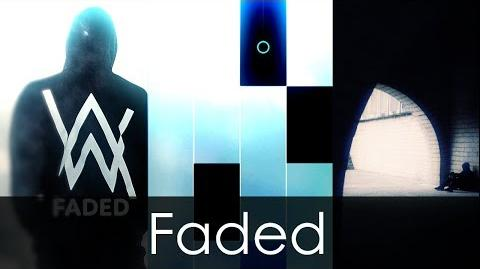 """FADED"" BY ALAN WALKER IN PIANO TILES 2! DOWNLOAD"