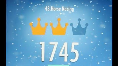 Piano Tiles 2 Horse Racing High Score 1745 Piano Tiles 2 Song 43