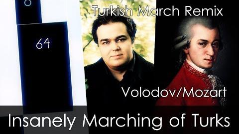 Volodov - Turkish March (Mixed by Beepy)