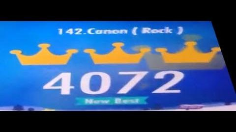 Piano Tiles 2 - Canon Rock (Jerry C) World Record High Score 4072 Piano Tiles 2 Premium Song 142