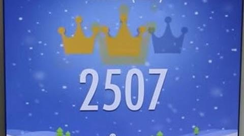 Piano Tiles 2 Canon Rock (Johann Pachelbel) High Score 2507 Piano Tiles 2 Song 100