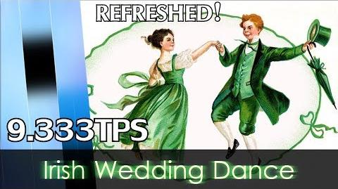 Irish Wedding Dance - REFRESHED! - Piano Tiles 2 - FASTER THAN OLD VERSION