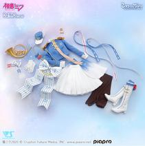 Yuki Miku 2020 doll outfit