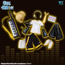 Kagamine Len doll outfit