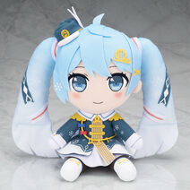 Snow Miku 2020 Plush