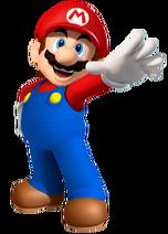 Wikia Mario