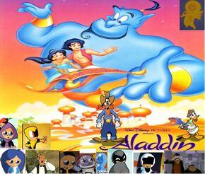 Brisa's adventures of Aladdin