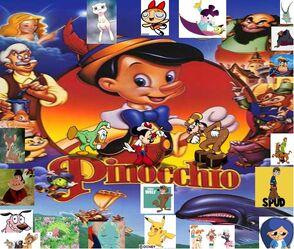 Brisa's adventures of Pinocchio