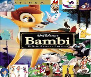 Brisa and his friends meet Bambi