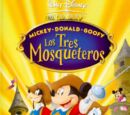Milo's adventures of Mickey, Donald and Goofy: The Three Musketeers