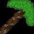 Leaf Pickaxe