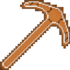 Gingerbread Pickaxe