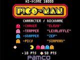 Pico-Man