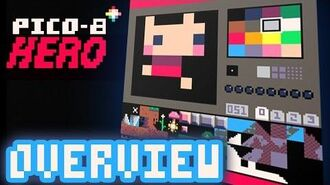 Pico-8 Overview Tutorial - Pico-8 Hero