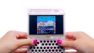 PICO-8 on PocketC.H.I.P. - Play Games. Change Games. Make your own Games.