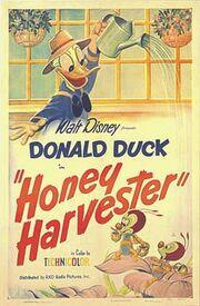 Affiche du court métrage Le Miel de Donald