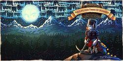 Couverture du disque de Tuomas Holopaine sur la Jeunesse de Picsou Don Rosa