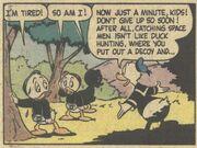 Donald et la soucoupe volante! - extrait 3