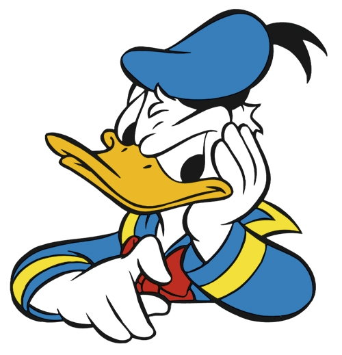 B ret de donald duck picsou wiki fandom powered by wikia - Dessin donald duck ...