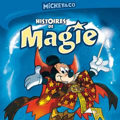 Tome 2: <i>Histoires de magie</i>.