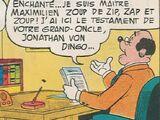 Jonathan Von Dingo