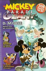 Mickey Parade Géant nº314