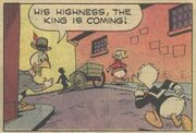 Sans majesté Donald - extrait 7