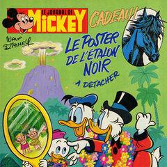 Couverture du <i>Journal de Mickey</i> n<sup class=