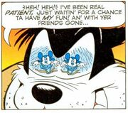 Petit papa Mickey - extrait 9