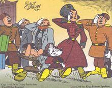 Iga Biva, Mickey Mouse et Chtébienzu