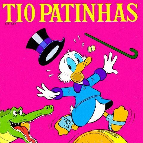 Couverture de Tio Patinhas n°73 dessiné par <a href=
