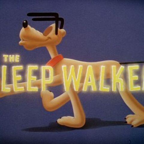 Le <i>title card</i> de <i>The Sleep Walker</i>.