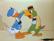 Donald et José