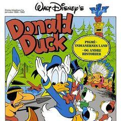 Couverture du <i>Beste historier om Donald Duck & Co </i>n<sup class=