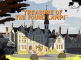 Le trésor de la lampe