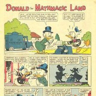 La première planche de l'histoire, comme elle est dans le <i>One Shots</i> n°1051 d'août 1959.