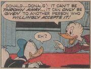Un talisman pour Donald! - extrait 4