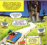 Mickey et Dingo vont chez Picsou