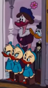 Daisy famille