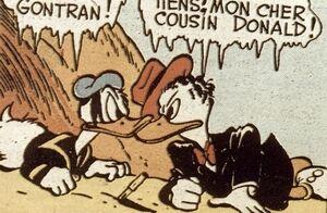 Donald et Gontran 1